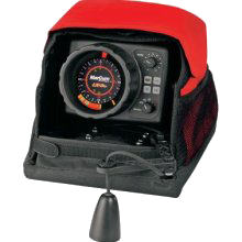 Ice fishing equipment example ice fishing rods ice for Ice fishing flasher